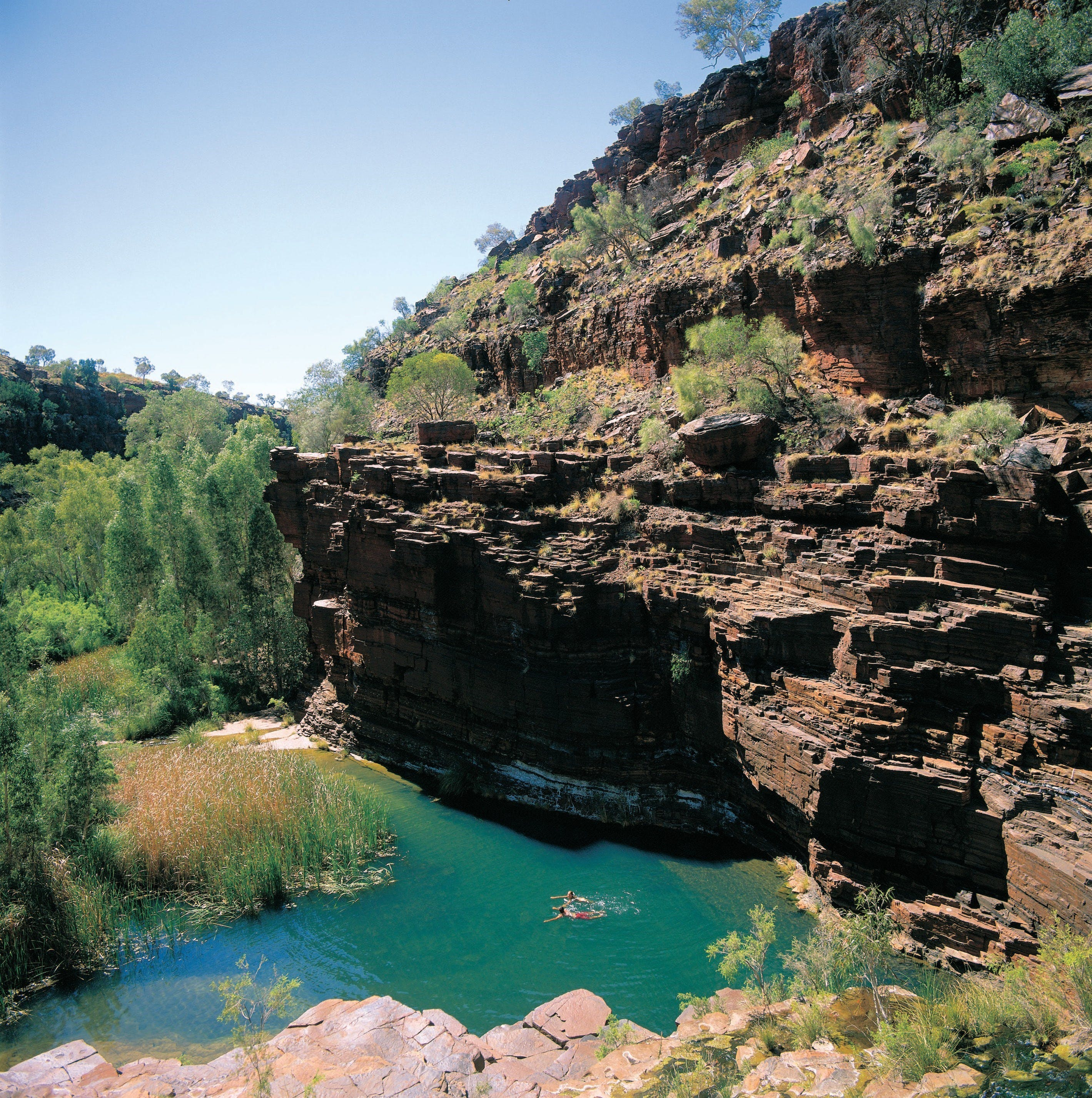 Dales Gorge Camp at Karijini National Park - Accommodation Sunshine Coast