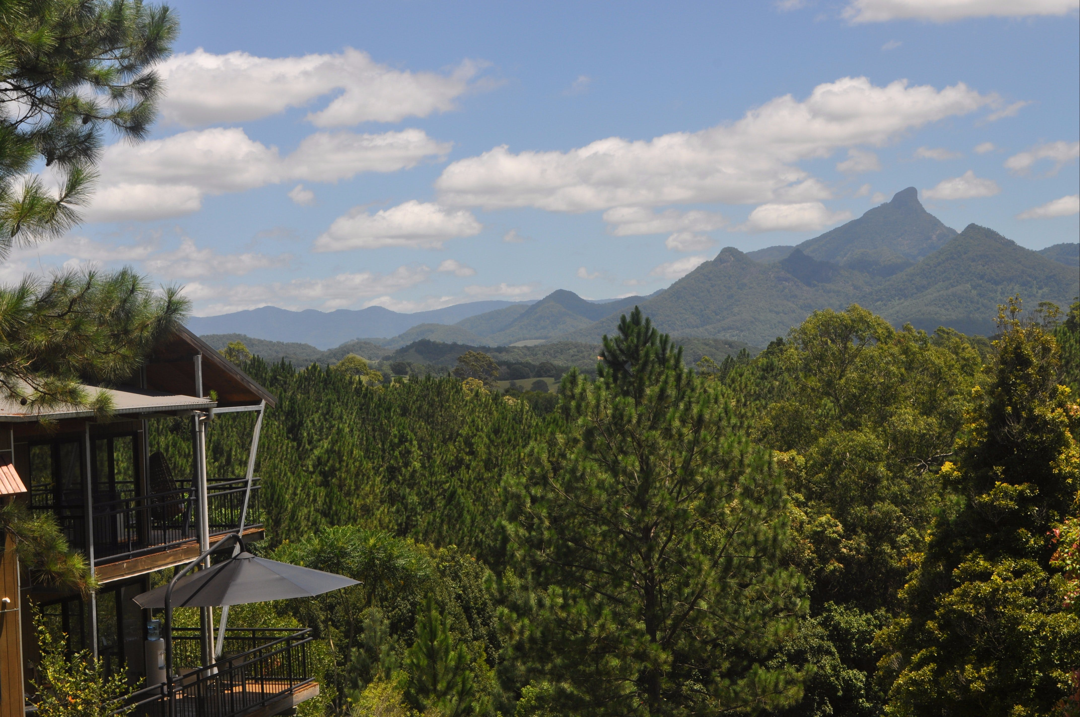 Ecoasis - Accommodation Sunshine Coast