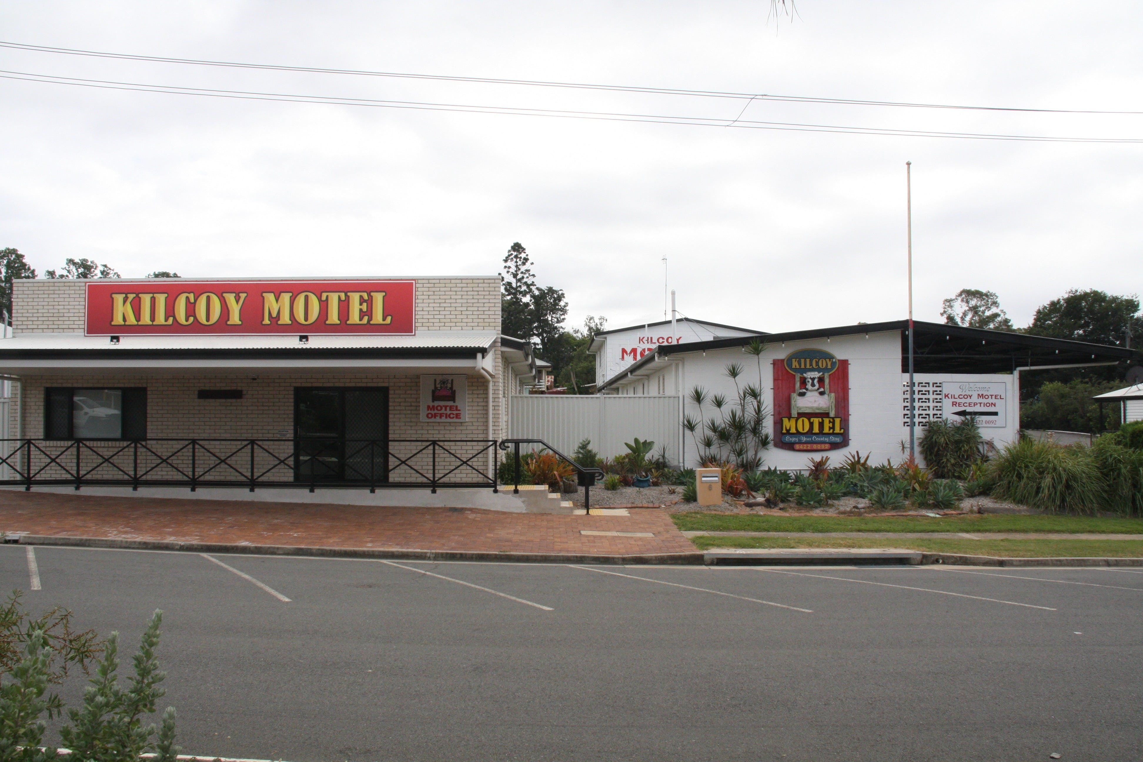 Kilcoy Motel - Accommodation Sunshine Coast