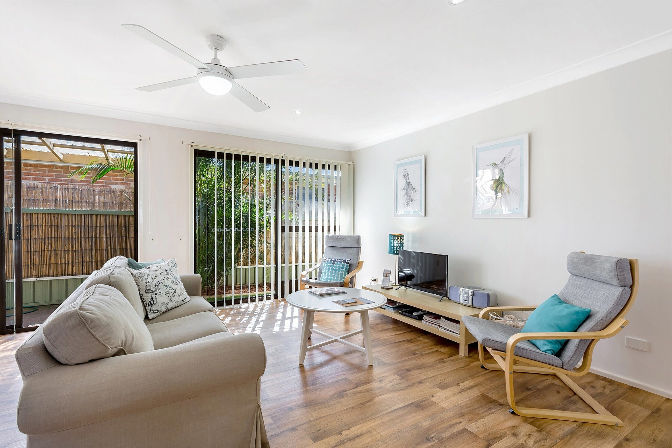 Shearwater at Shoal Bay Cottage One - Dogs Welcome - Accommodation Sunshine Coast
