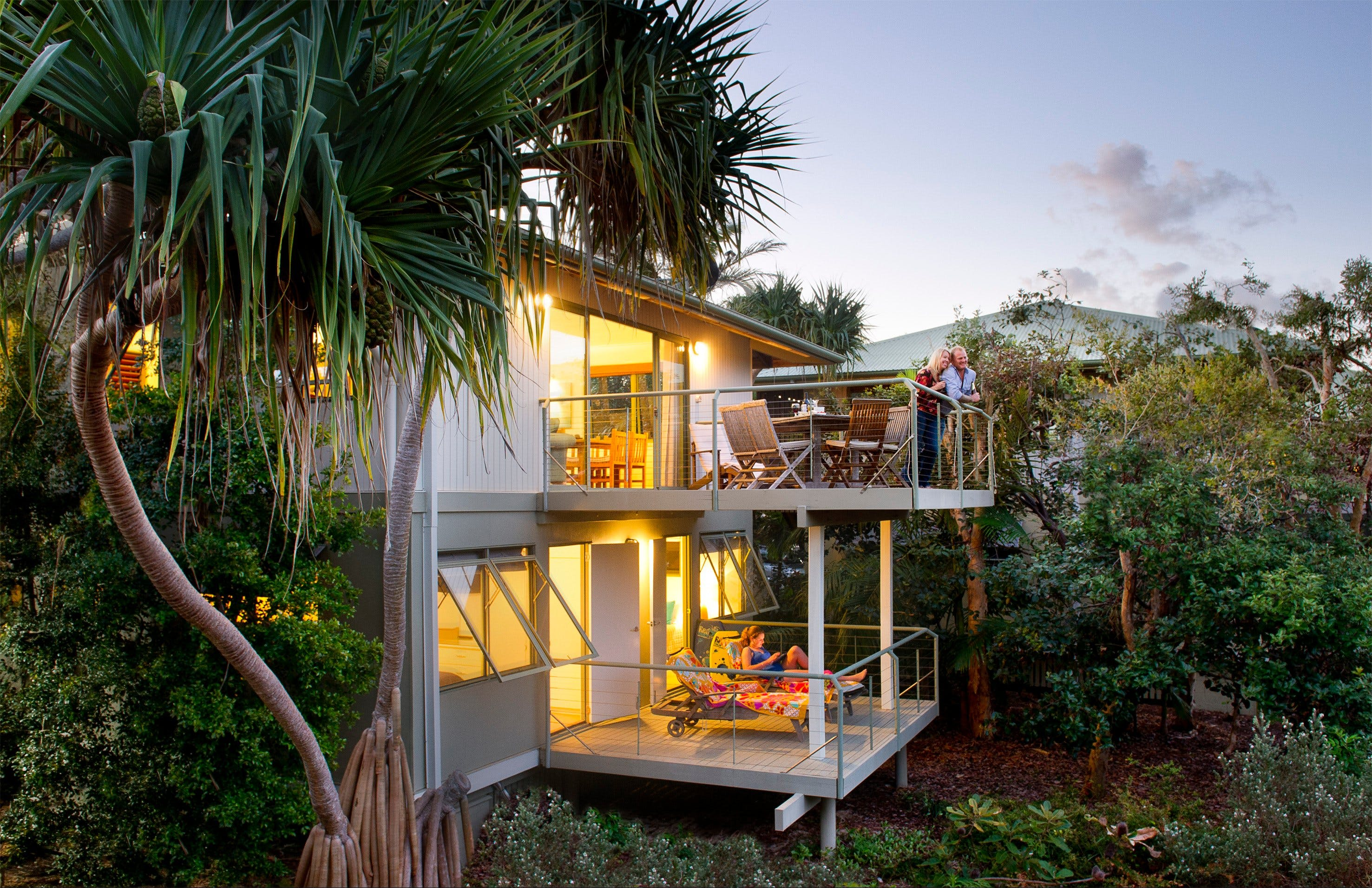 The Retreat Beach Houses - Accommodation Sunshine Coast