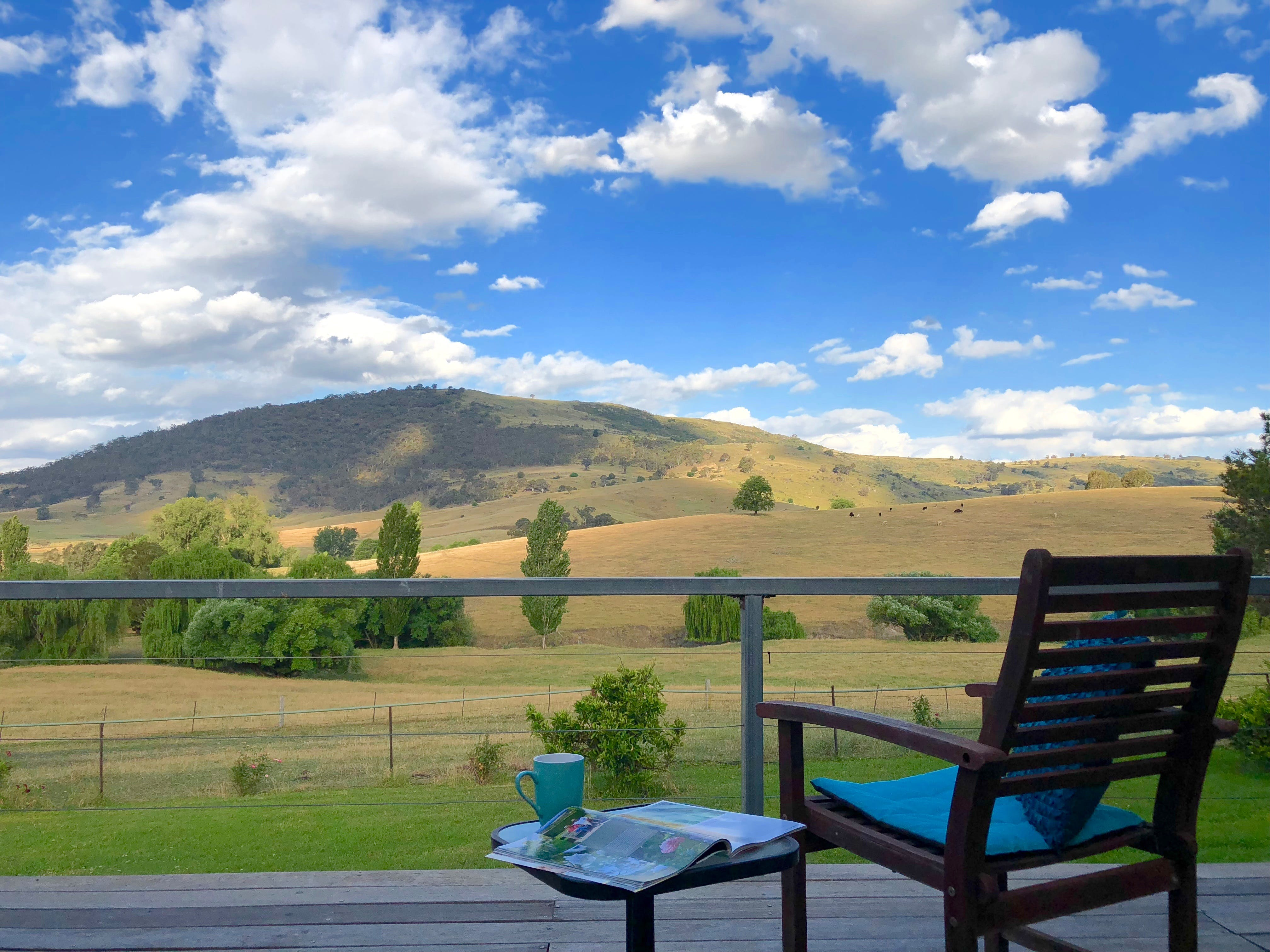 Adelong Valley Farm Stays - Moorallie Cottage - Accommodation Sunshine Coast
