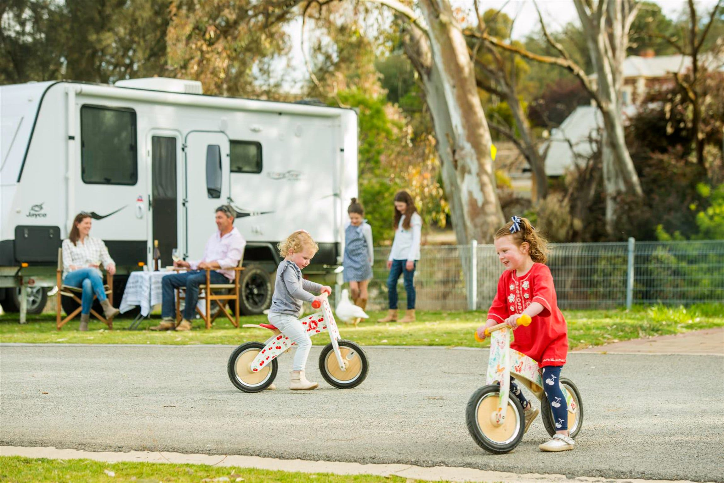 Burra Caravan and Camping Park - Accommodation Sunshine Coast