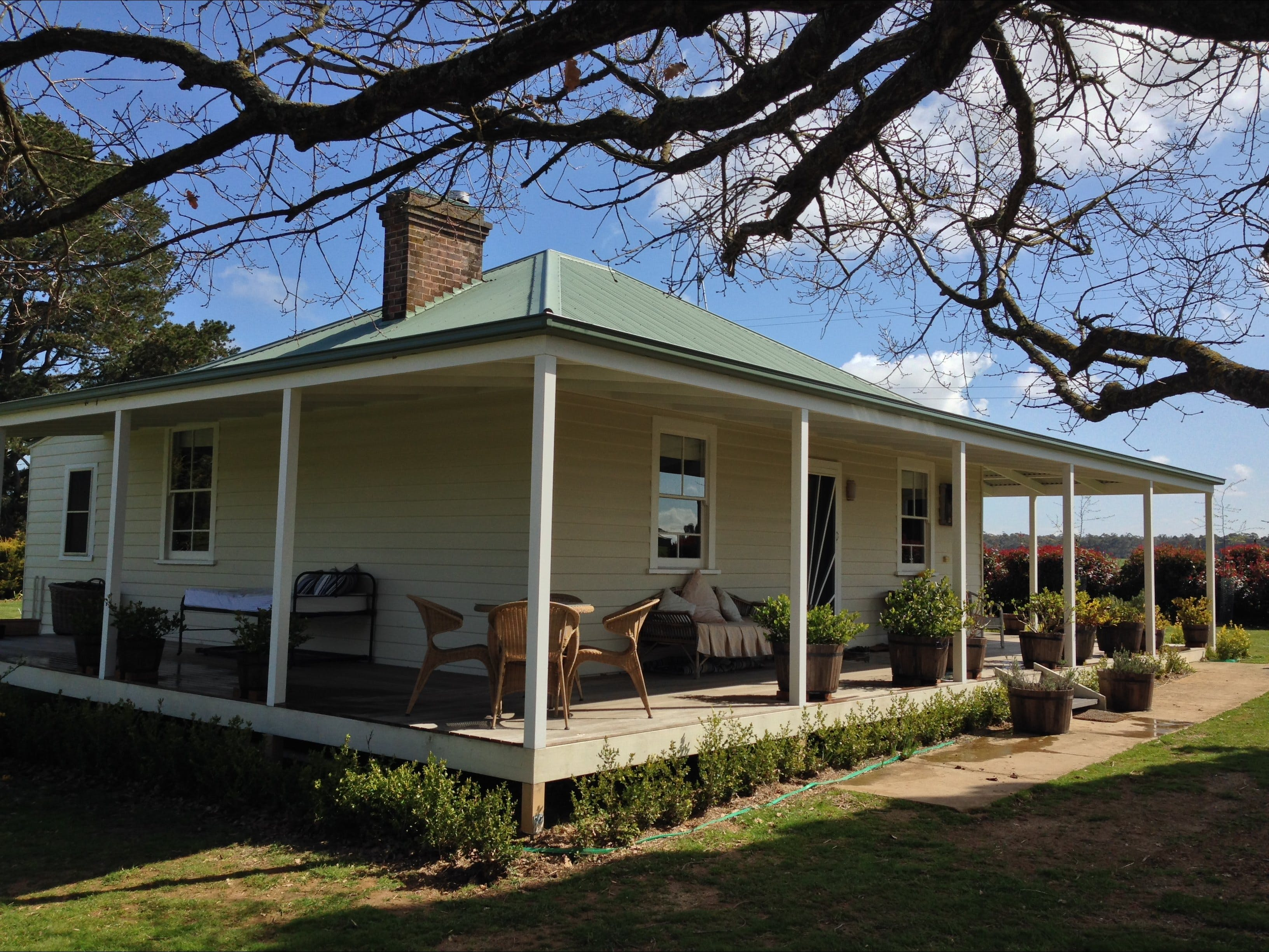 Crookwell Farmhouse - Accommodation Sunshine Coast