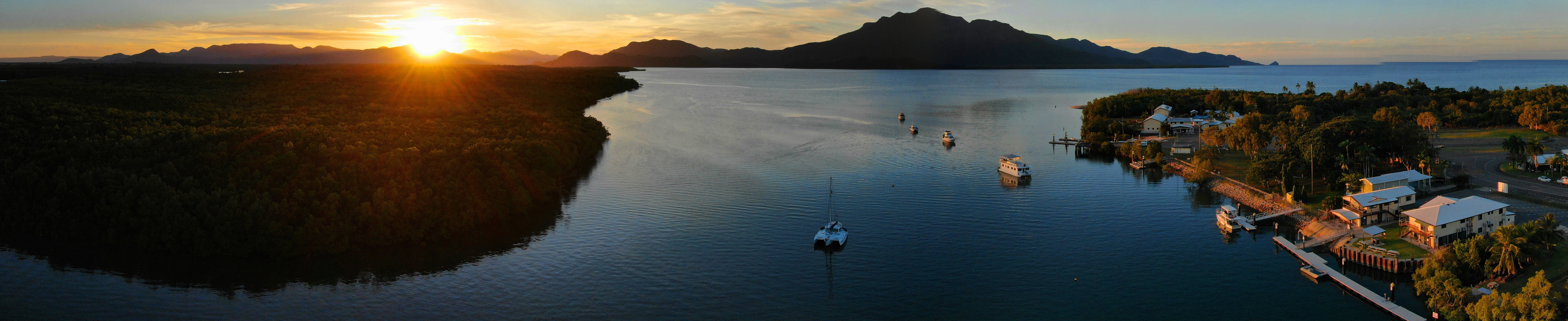 Hinchinbrook Marine Cove Resort - Accommodation Sunshine Coast