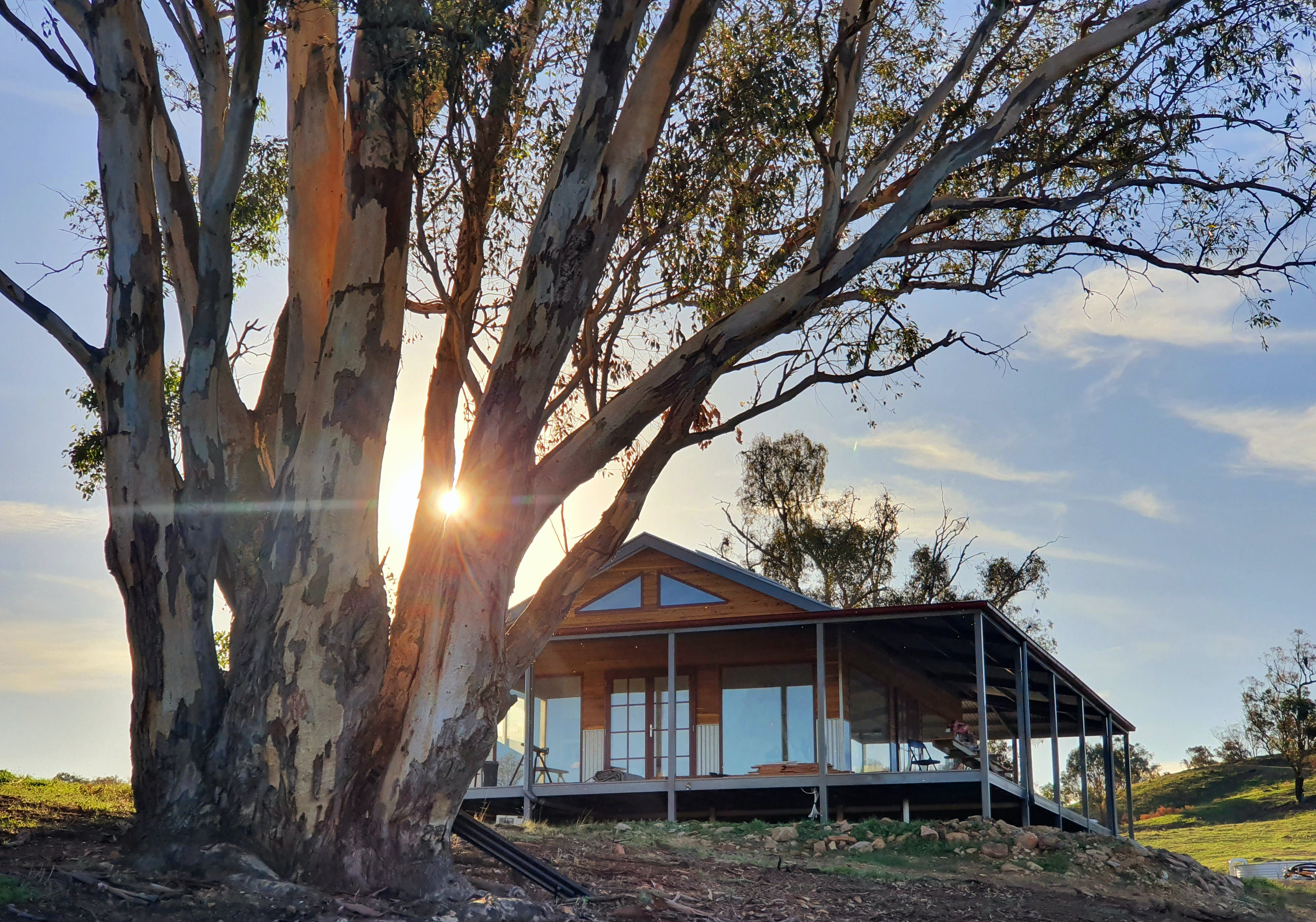 Kestrel Nest EcoHut - Accommodation Sunshine Coast