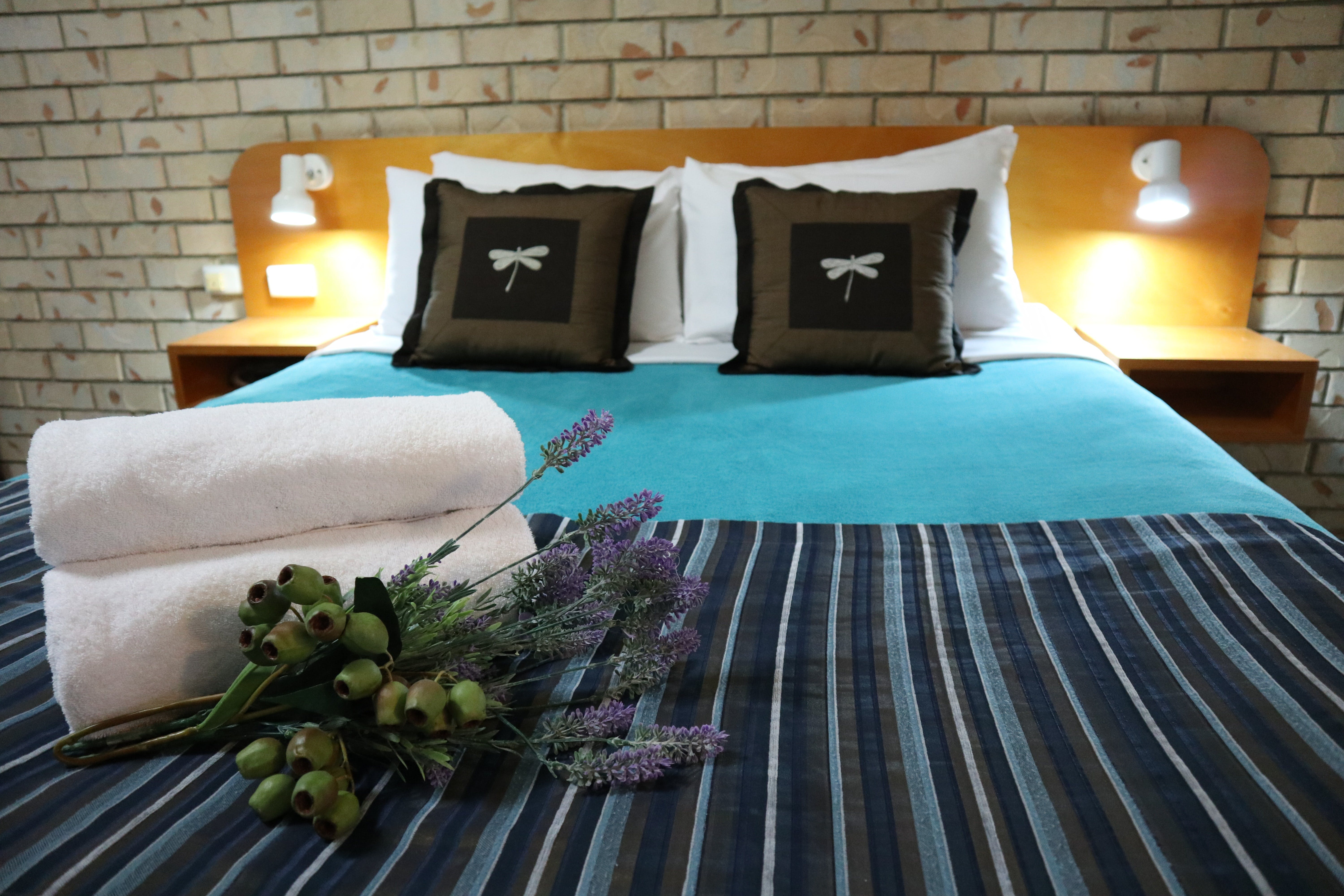 Kilcoy Gardens Motel - Accommodation Sunshine Coast