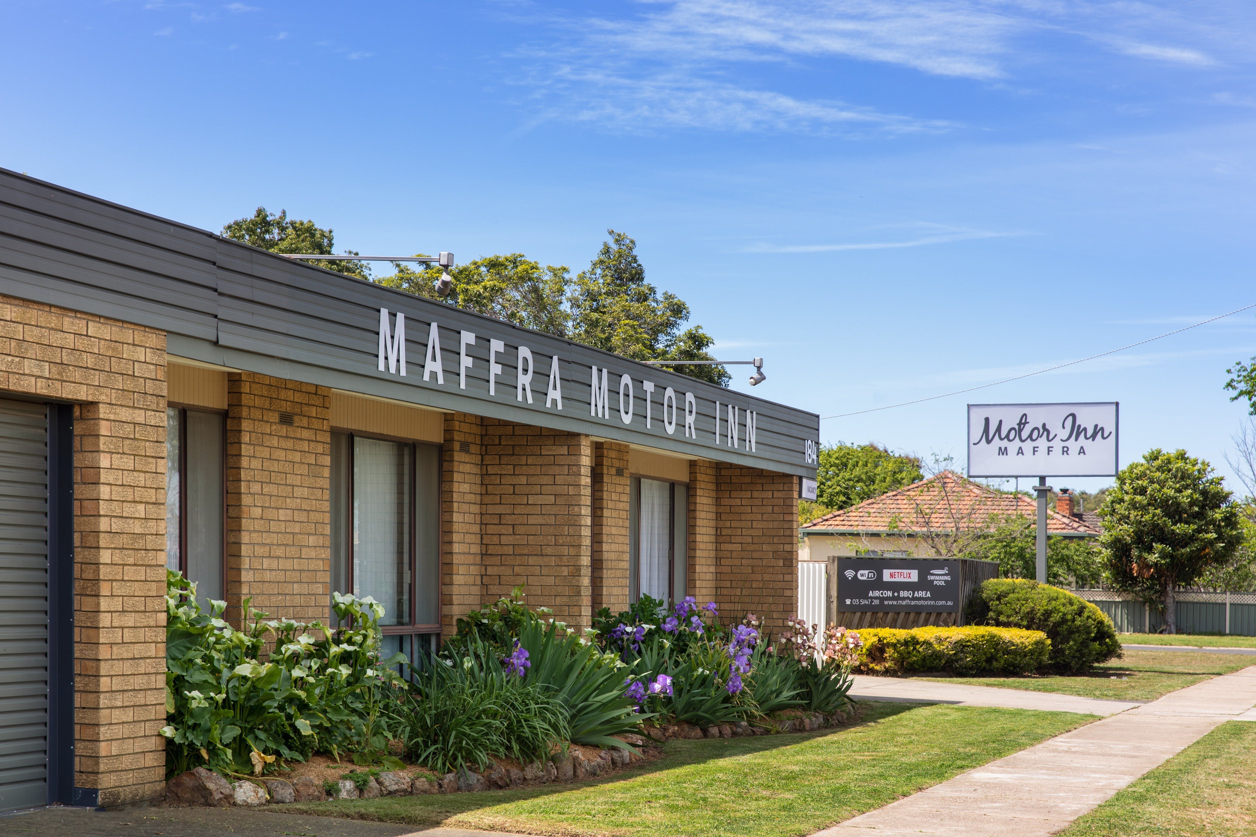 Maffra Motor Inn - Accommodation Sunshine Coast
