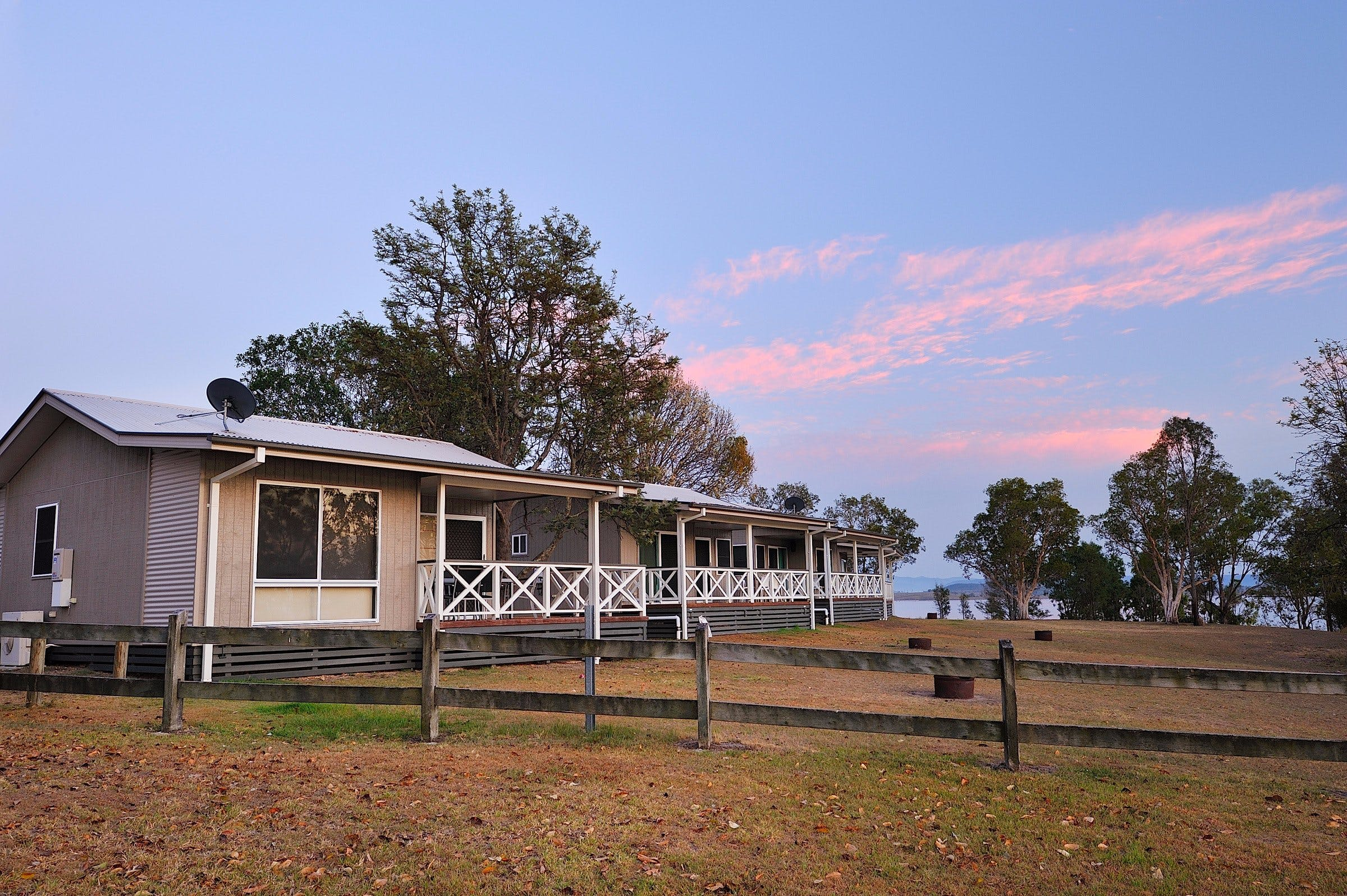 NRMA Lake Somerset Holiday Park - Accommodation Sunshine Coast
