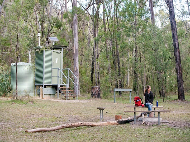 Ten Mile Hollow campground - Accommodation Sunshine Coast