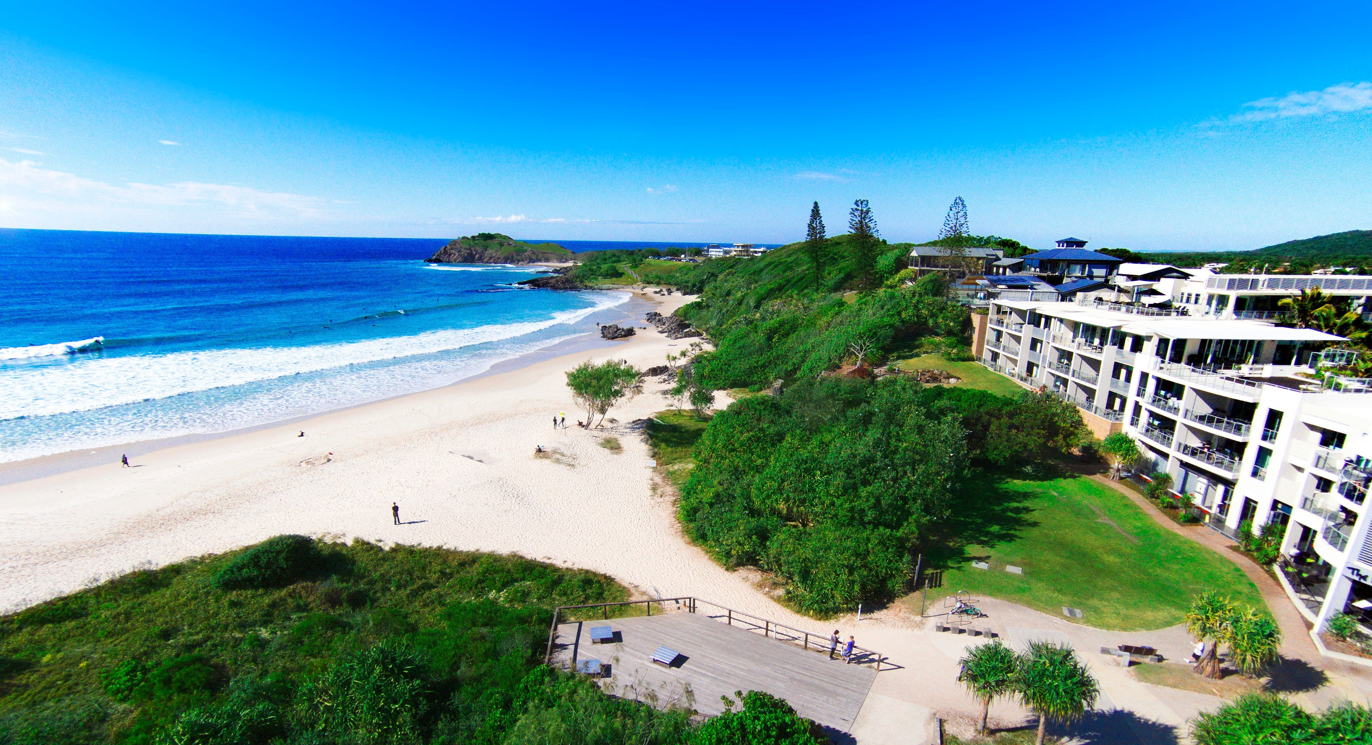 The Beach Cabarita - Accommodation Sunshine Coast
