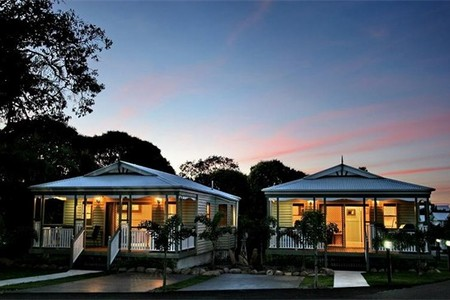 Barney Beach Accommodation Centre - Accommodation Sunshine Coast