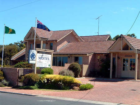 Best Western Augusta Georgiana Molloy Motel - Accommodation Sunshine Coast