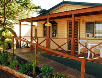 Wintersun Caravan  Tourist Park - Accommodation Sunshine Coast