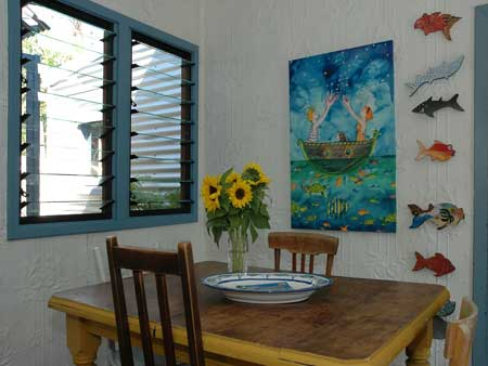 The Painted Fish - Accommodation Sunshine Coast