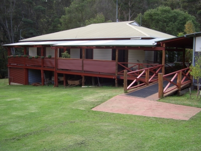 Pemberton Camp School - Accommodation Sunshine Coast