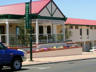 Augusta Hotel Motel - Accommodation Sunshine Coast