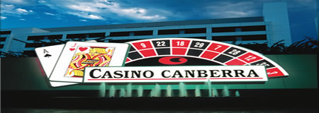 Casino Canberra - Accommodation Sunshine Coast