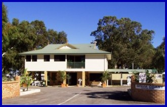Batavia Coast Caravan Park - Accommodation Sunshine Coast