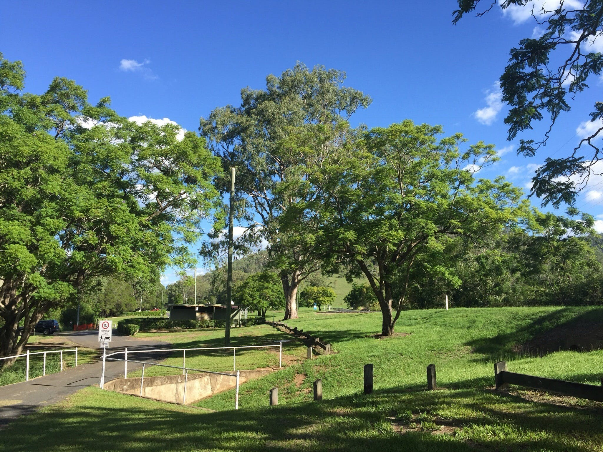 Somerset Park Campground - Accommodation Sunshine Coast