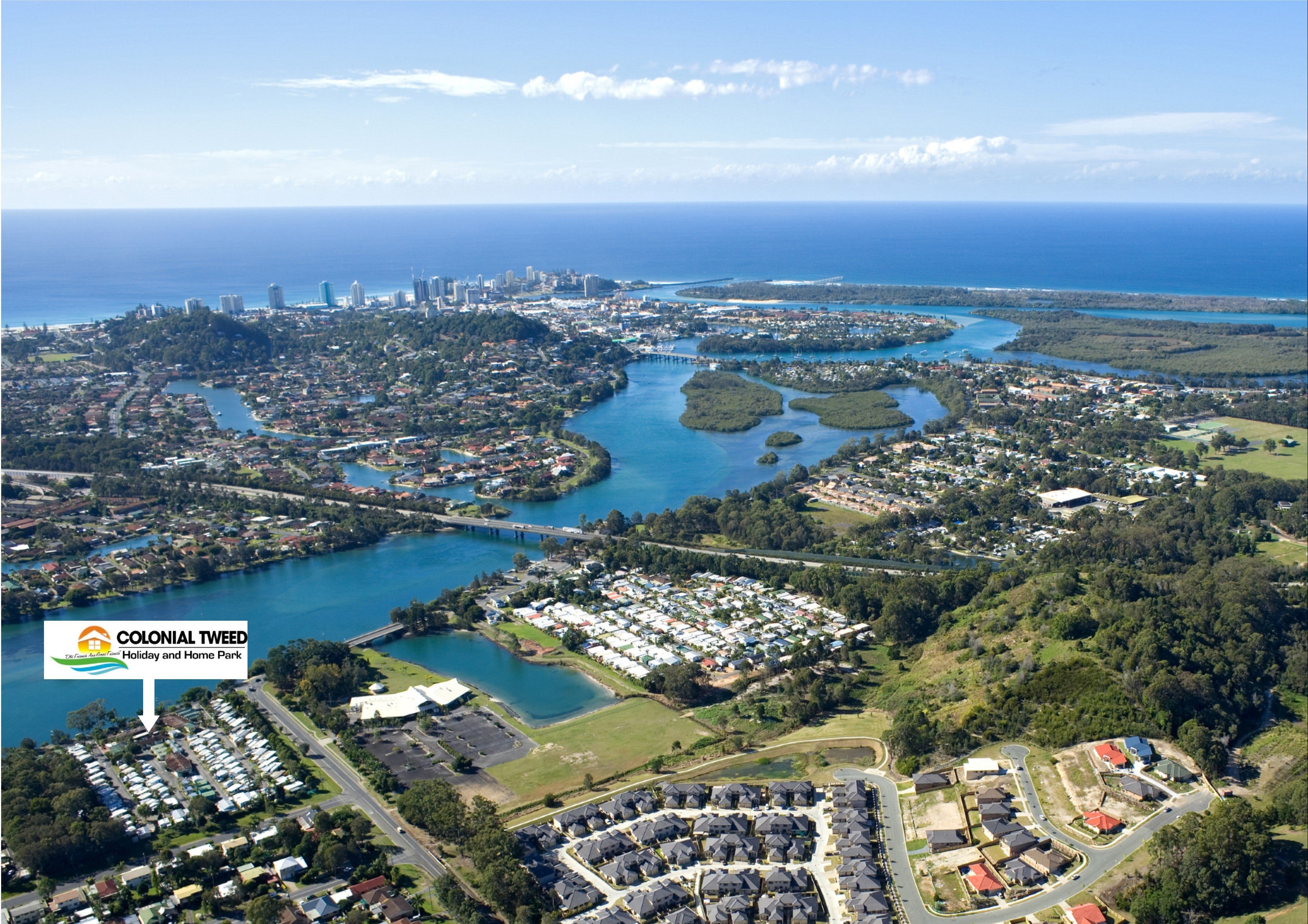 Colonial Tweed Holiday and Home Park - Accommodation Sunshine Coast