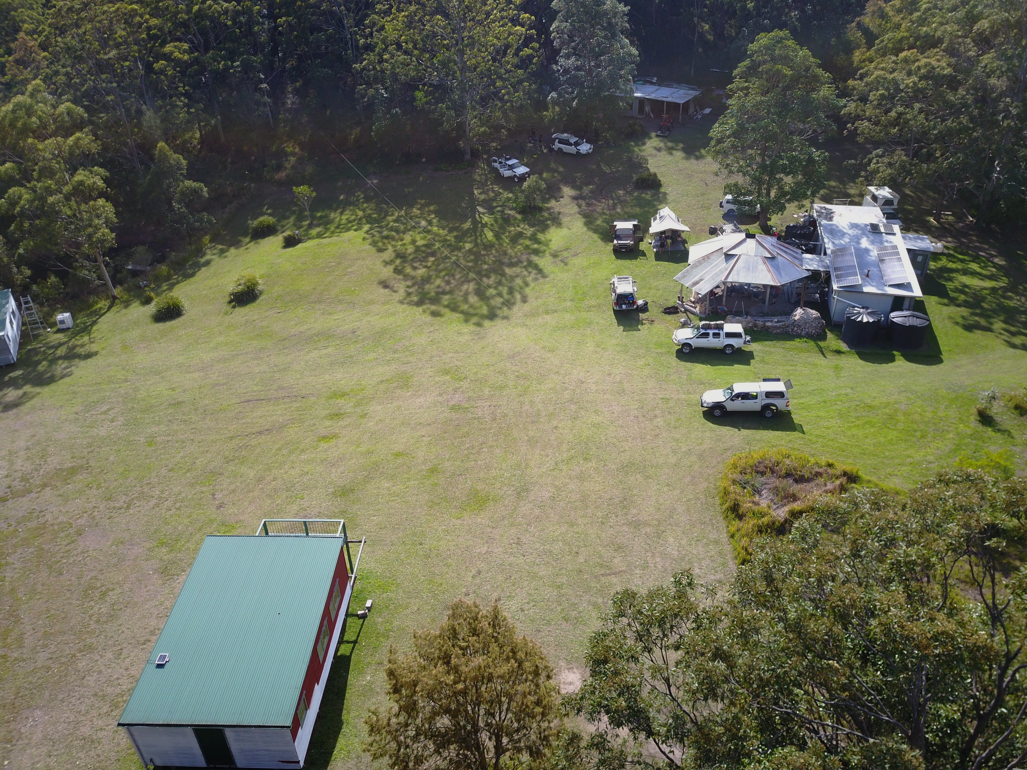 Mt Barney Wilderness Camping - Accommodation Sunshine Coast
