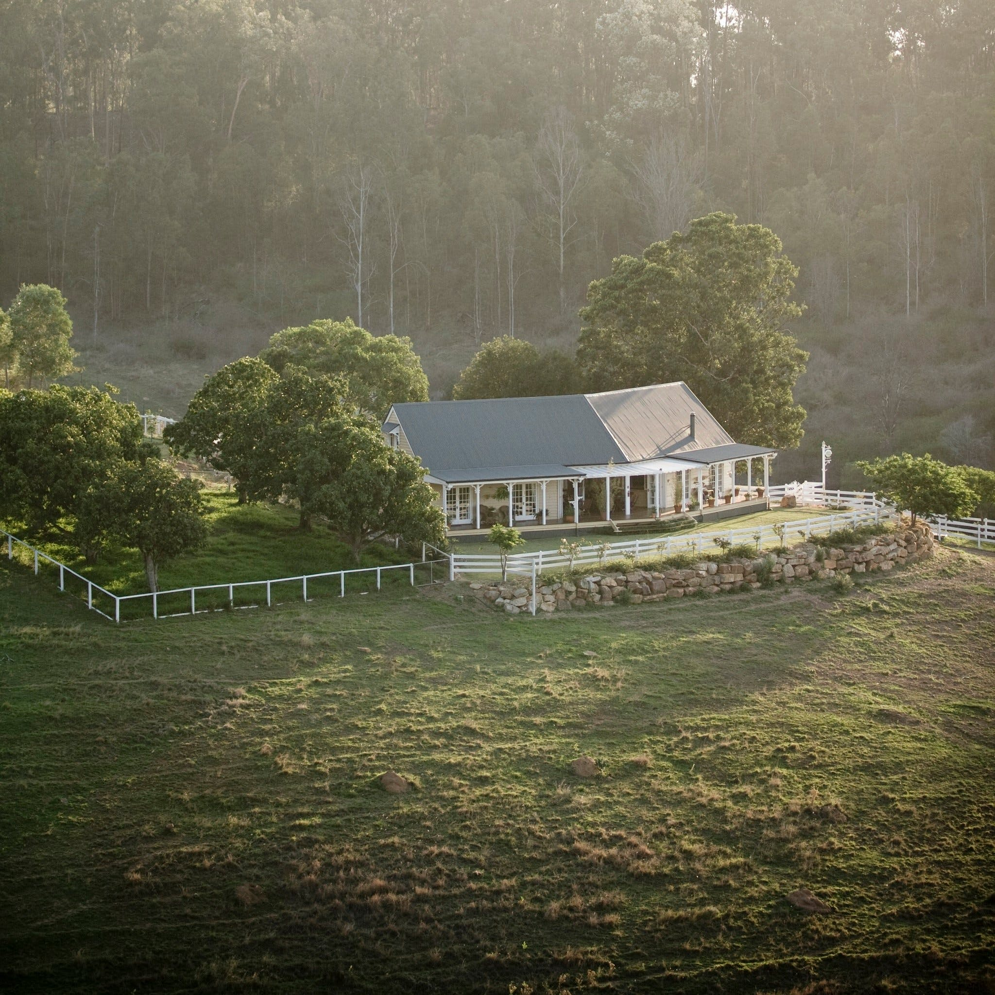 Branell Homestead Bed and Breakfast - Accommodation Sunshine Coast