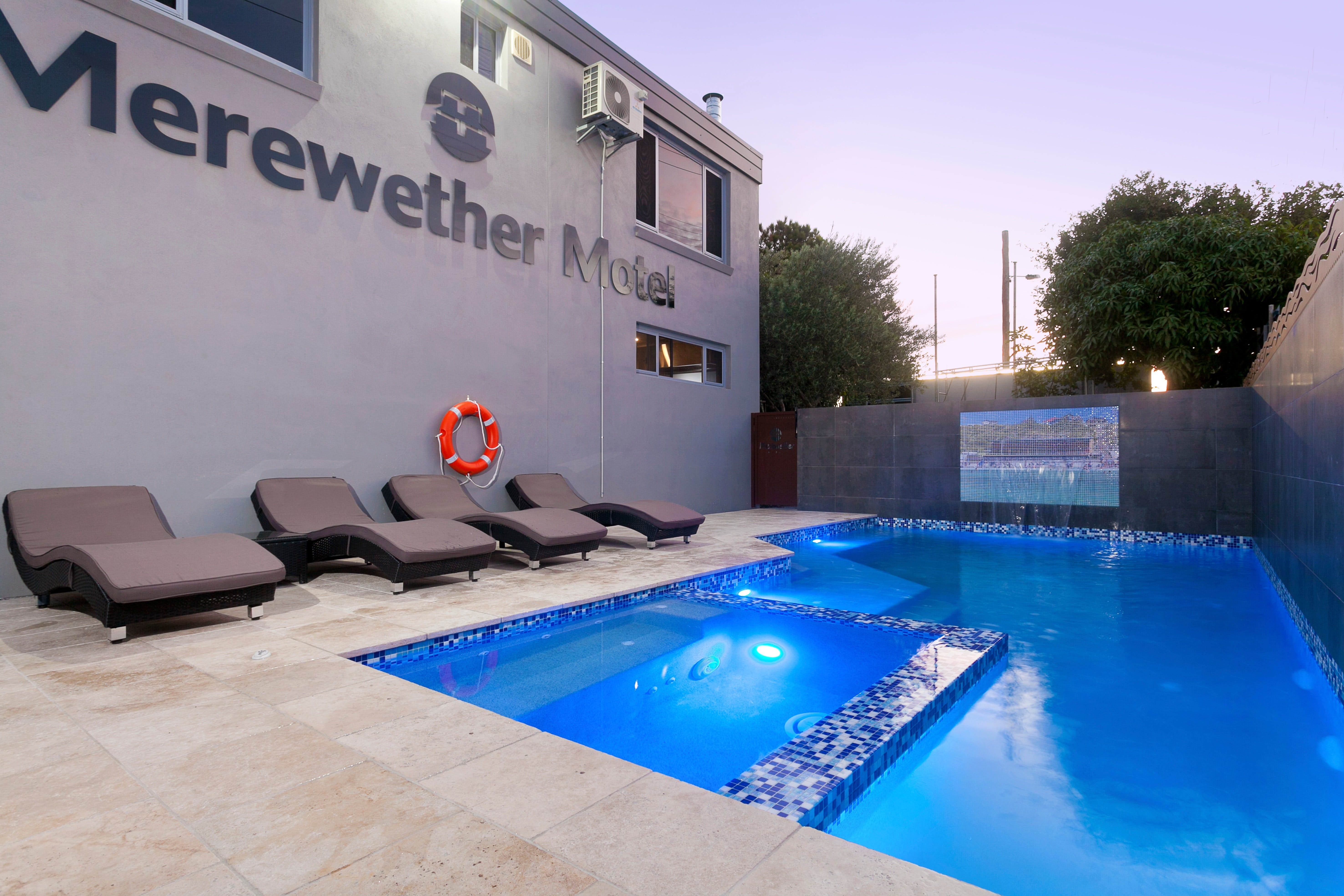 Merewether Motel - Accommodation Sunshine Coast