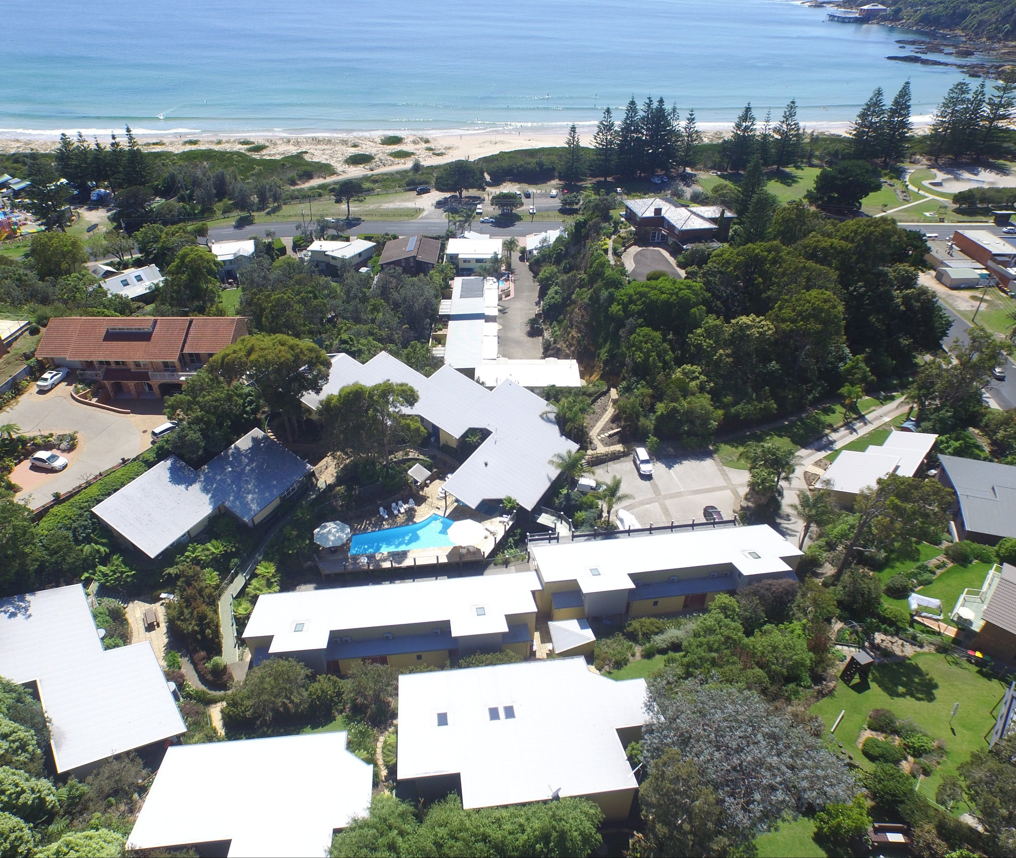 Tathra Beach House Apartments - Accommodation Sunshine Coast