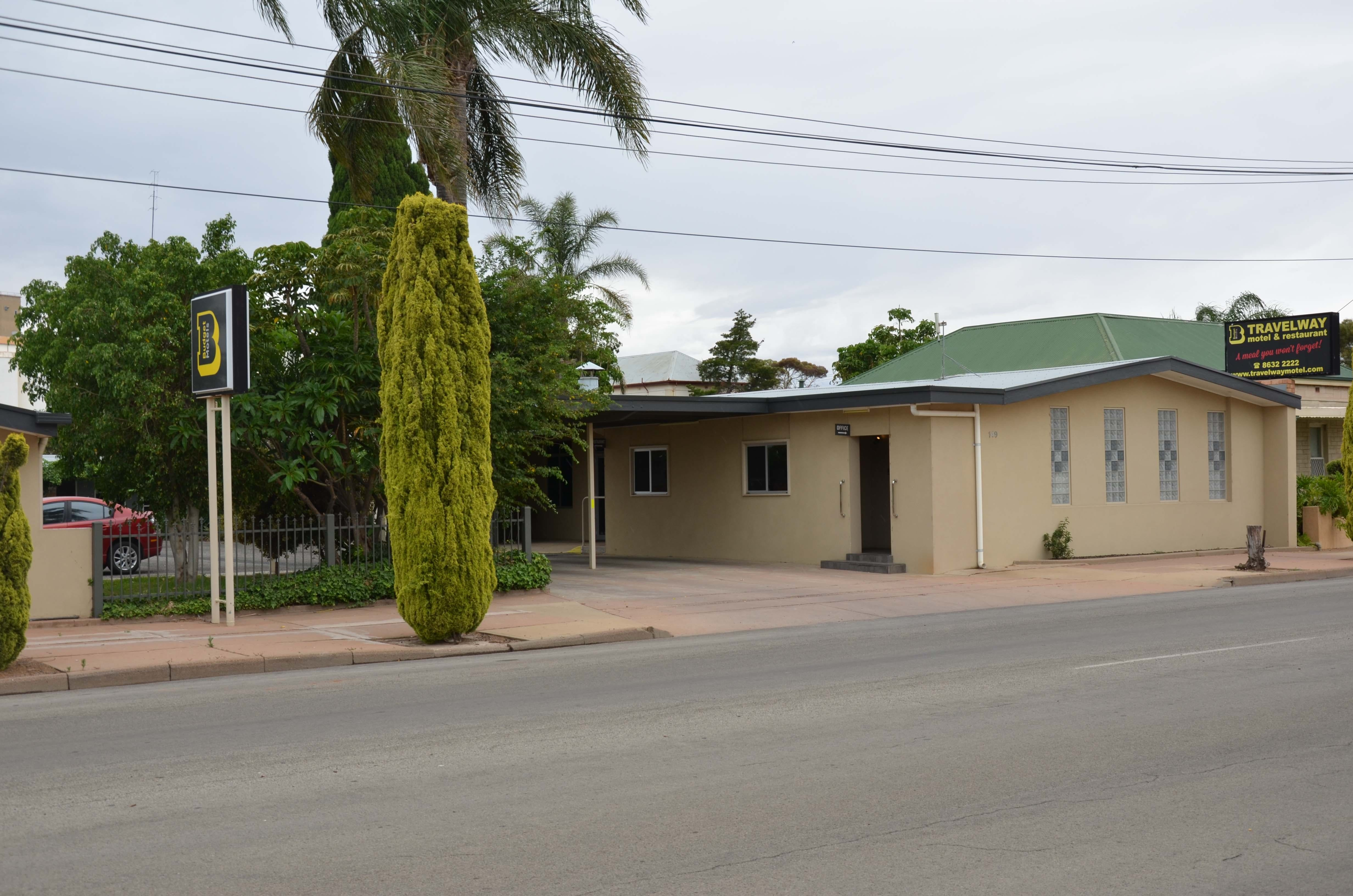 Travelway Motel - Accommodation Sunshine Coast
