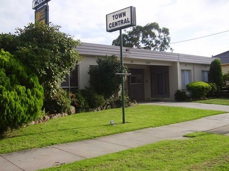 Bairnsdale Town Central Motel - Accommodation Sunshine Coast