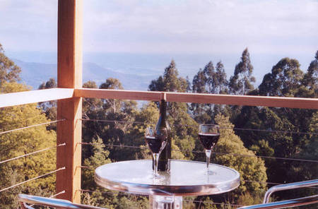 Lyrebird Cottages - Accommodation Sunshine Coast