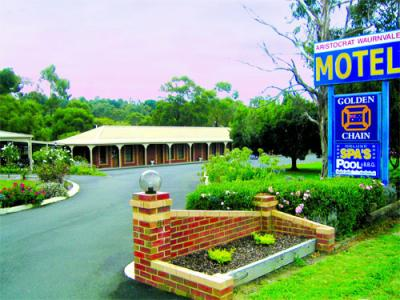 Aristocrat Waurnvale Motel - Accommodation Sunshine Coast