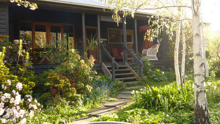 Cottage Braeside Mt Macedon