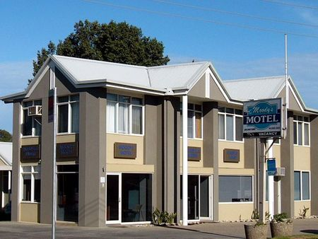 Moodys Motel - Accommodation Sunshine Coast