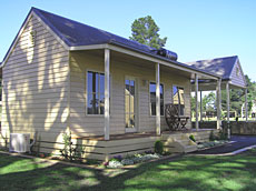Tamberrah Cottages - Accommodation Sunshine Coast
