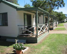 Stratford On The River Tourist Park - Accommodation Sunshine Coast