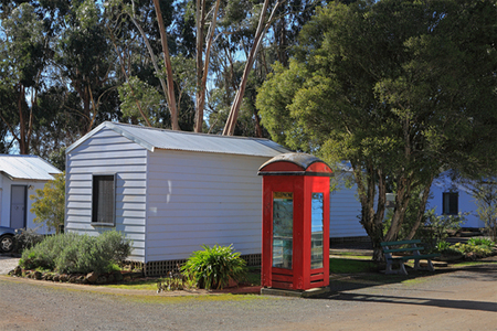 Shady Acres Caravan Park Ballarat - Accommodation Sunshine Coast