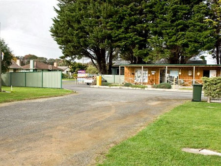 Prom Central Caravan Park - Accommodation Sunshine Coast