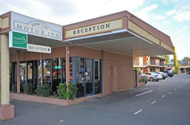Barclay On View Motor Inn - Accommodation Sunshine Coast