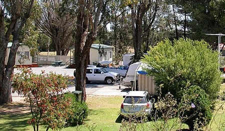 Yorketown Caravan Park - Accommodation Sunshine Coast