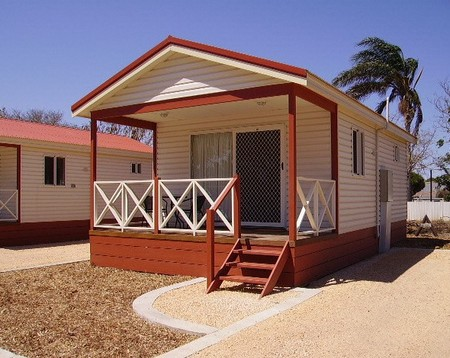 Outback Oasis Caravan Park - Accommodation Sunshine Coast