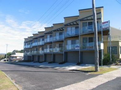 Seaspray Apartments