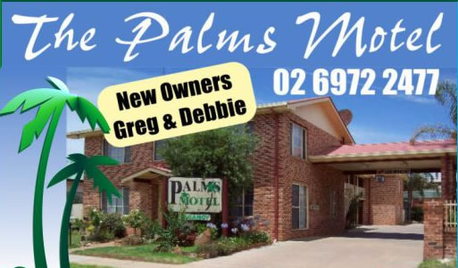 The Palms Motel - Accommodation Sunshine Coast
