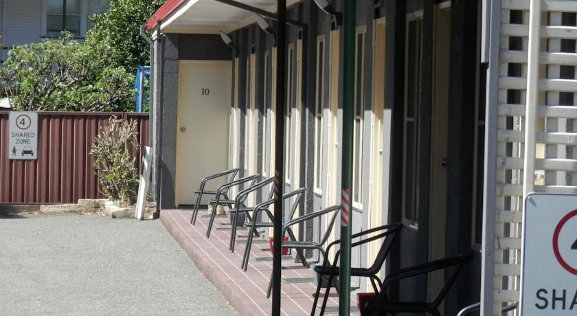 Benjamin Singleton Motel - Accommodation Sunshine Coast