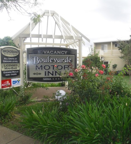 Boulevarde Motor Inn - Accommodation Sunshine Coast