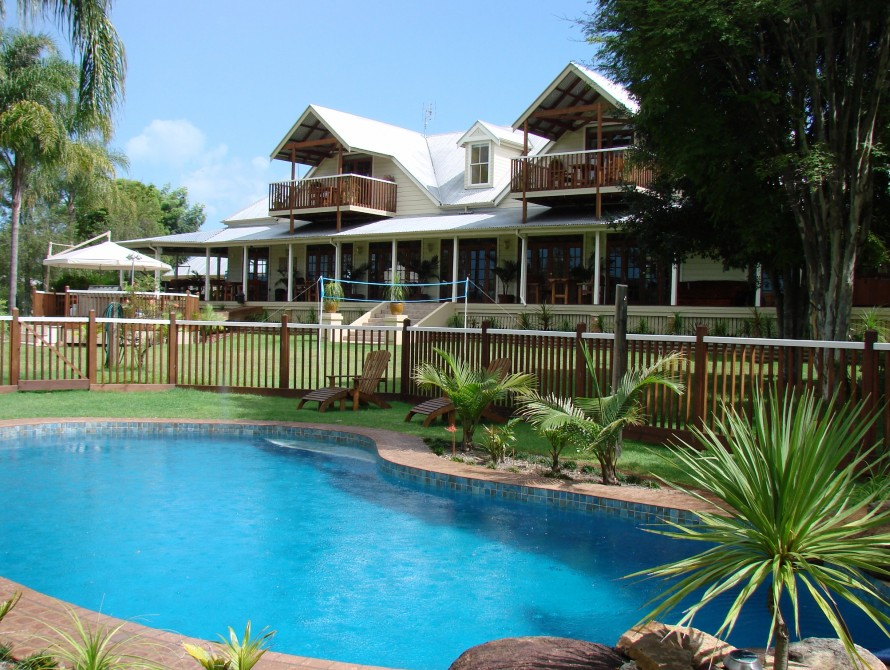 Clarence River Bed  Breakfast - Accommodation Sunshine Coast