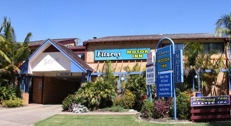 Fitzroy Motor Inn - Accommodation Sunshine Coast