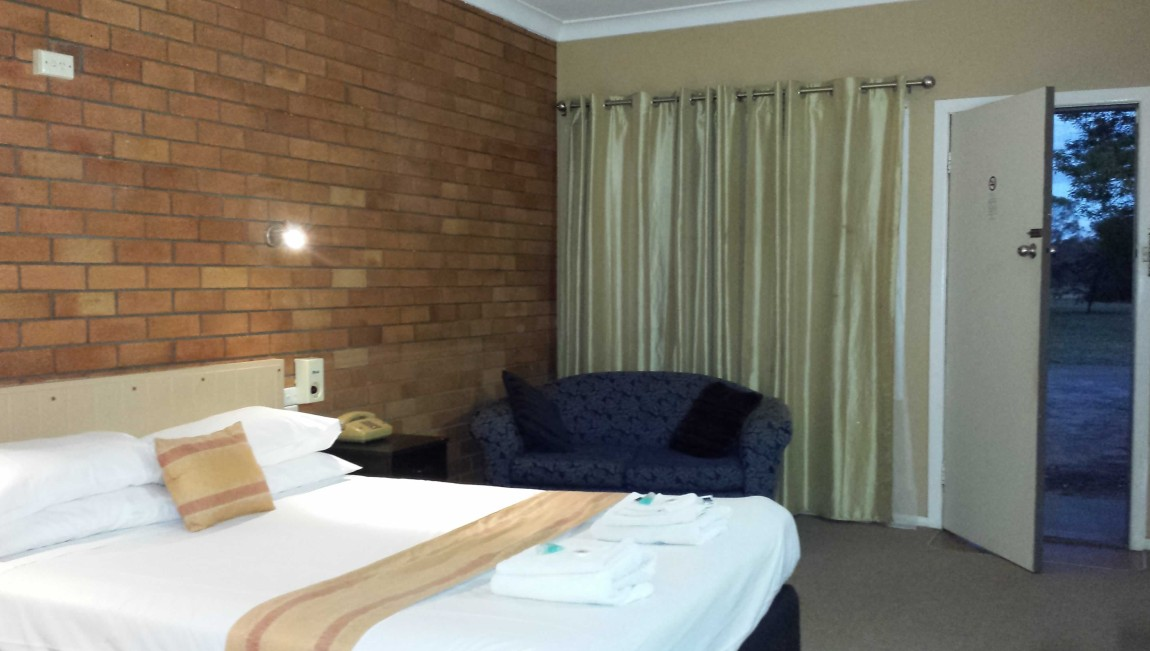 AA Hilldrop Motor Inn - Accommodation Sunshine Coast