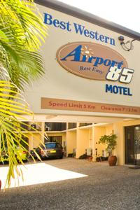 Best Western Airport 85 Motel - Accommodation Sunshine Coast